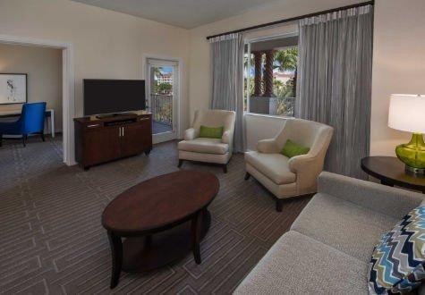 Marriott Grande Vista Living Room