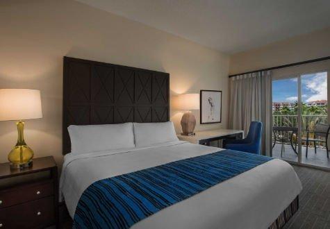 Marriott Grande Vista Bedroom