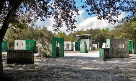 Paintball For One Or Two At Battlefield Orlando Up To 36