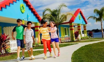 Stay at LEGOLAND Beach Retreat in Winter Haven, FL. Dates into June. - Save 48%