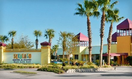 Stay at Seralago Hotel & Suites Main Gate East in Kissimmee, FL, with Dates into February 2019 - Save 35%