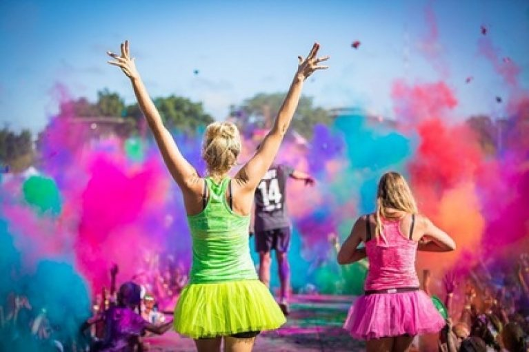 Registration for One or Two to Orlando 5K Color Run on February 23, 2019 (Up to 64% Off)
