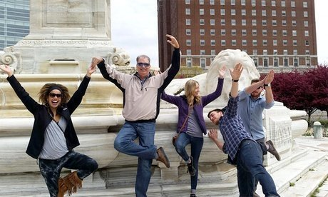 Scavenger Hunt Walking Adventure for Two, Four or Six from Operation City Quest (Up to 50% Off)