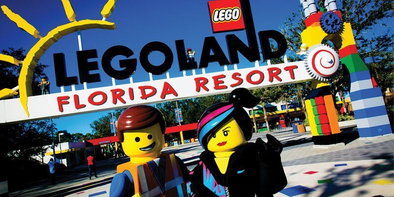 Legoland Florida Free Entry