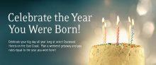 Sheraton Hotels Promo Code – Birth Year Discount Rates