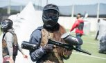 All-Day Paintball Package for Four, Six, or Twelve with Equipment Rental from Paintball Tickets (Up to 82% Off)