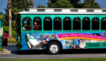 Orlando Theme Park Shuttle Discounts, Promo Codes, and Coupons