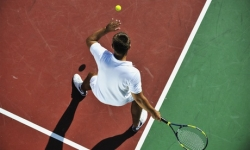 One- or Two-Hour Private Tennis Instruction at Tennis with Orlando (Up to 49% Off)