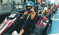 Racing Package for One or Two at K1 Speed (Up to 40% Off). Four Options Available.