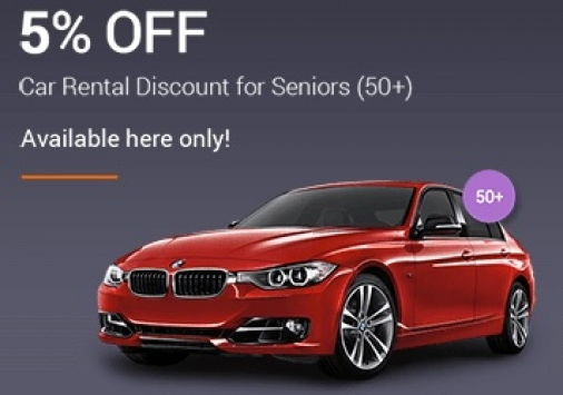 5 Senior Discount Sixt Rent A Car Orlando Coupon