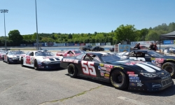Short Track Racing Experience from Rusty Wallace Racing Experience (Up to 62% Off). Four Options Available.