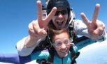 Tandem Skydive for One or Two or Premium Champagne Package for One or Two (Up to 27% Off)