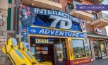 Two, Four, or Six Rides at 7D Dark Ride Adventure (Up to 39% Off)