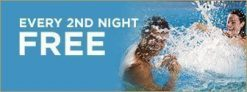 Barefoot'n Resort Promo Code – Every 2nd Night Free
