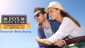 Fox Rent A Car Orlando Discount Codes and Promo Codes