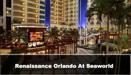 Renaissance Orlando At Seaworld Promotion Code – 20% Off Rates Plus $25 Daily Hotel Credit